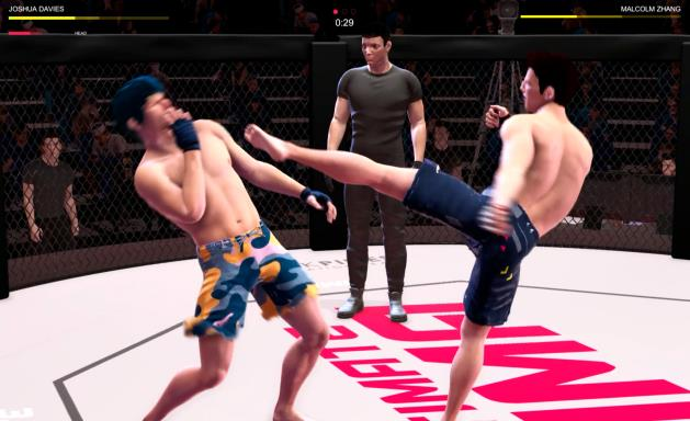 Ultimate MMA Torrent Download