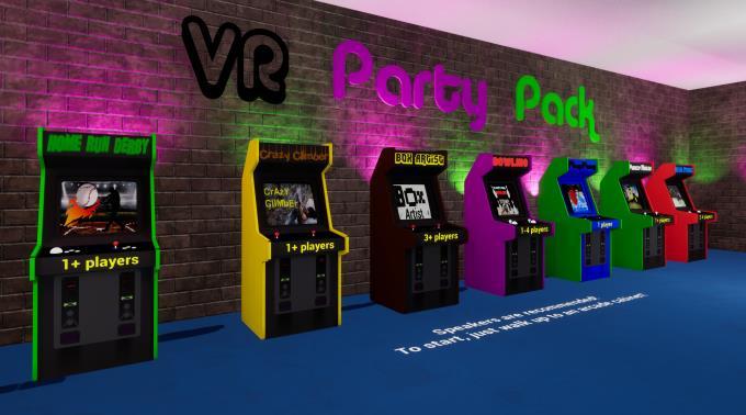 VR Party Pack Torrent Download