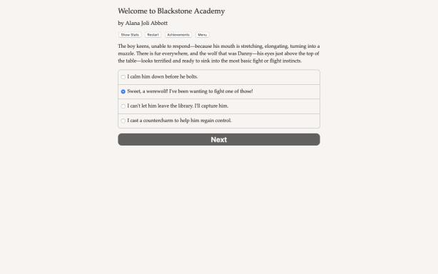Blackstone Academy for the Magical Arts Torrent Download