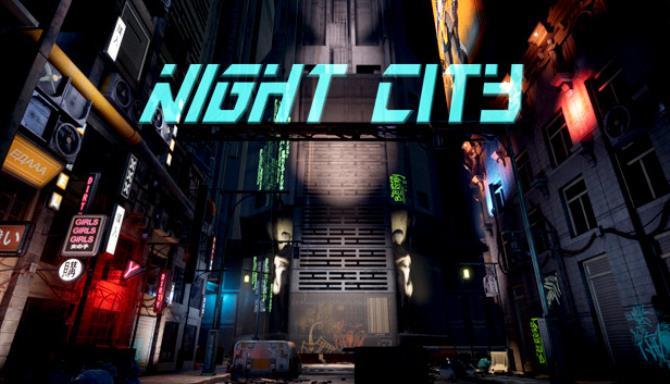 Cyberpunk game: Night City Free Download