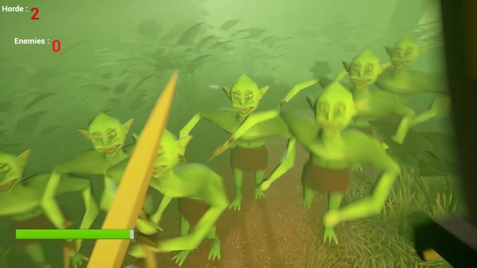 Defend the village from goblins Torrent Download