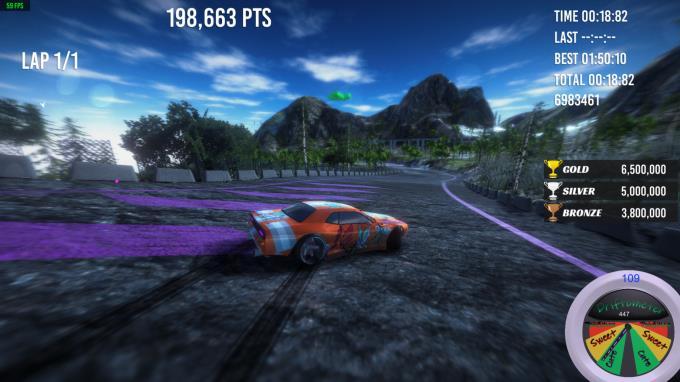 Drift Alone (v1.2)