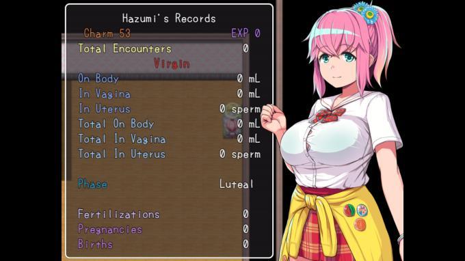 Hazumi and the Pregnation Torrent Download