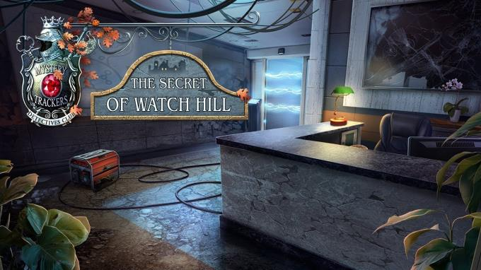 Mystery Trackers: The Secret of Watch Hill Free Download