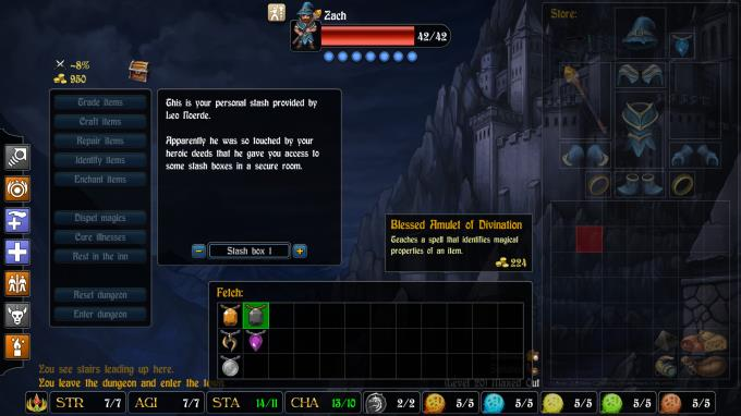 Rogue's Tale - The Hoard DLC Torrent Download