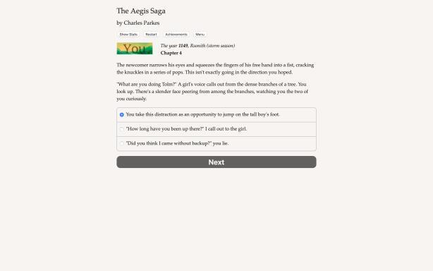 The Aegis Saga Torrent Download