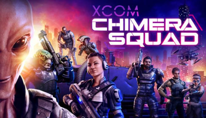 XCOM: Chimera Squad Free Download
