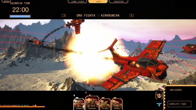 Aeronautica Imperialis: Flight Command PC Crack