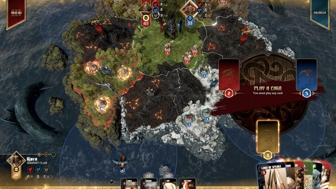 Blood Rage: Digital Edition Torrent Download