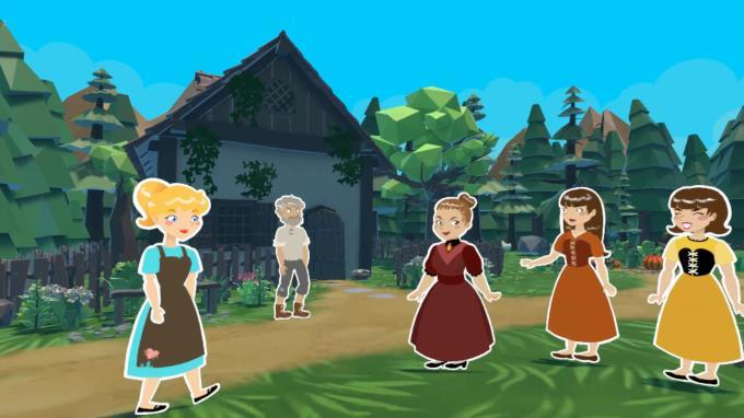 Cinderella VR Torrent Download