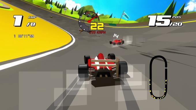Formula Retro Racing PC Crack