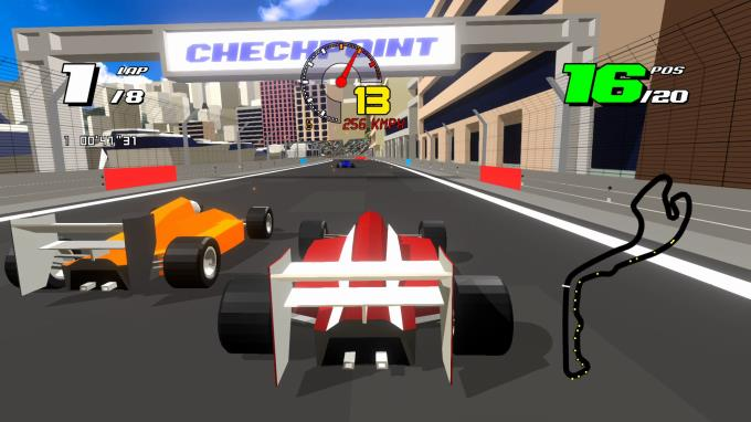 Formula Retro Racing Torrent Download