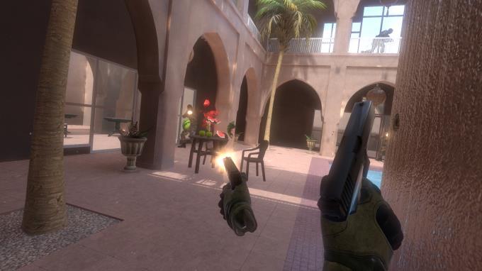Mercenaries VR Torrent Download
