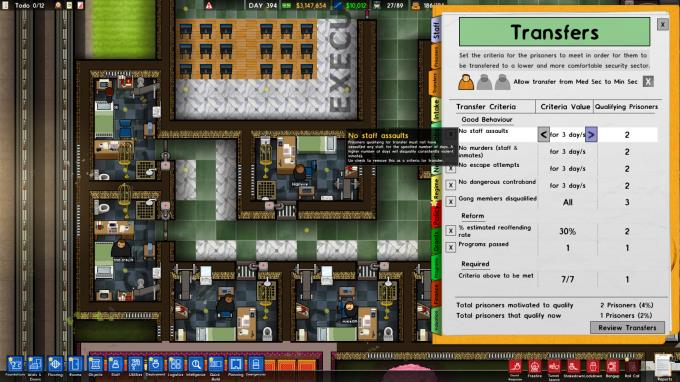 Prison Architect - Cleared For Transfer PC Crack
