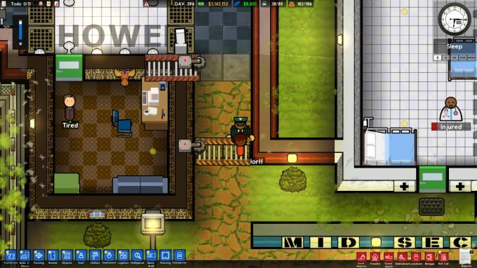 Prison Architect - Cleared For Transfer Torrent Download