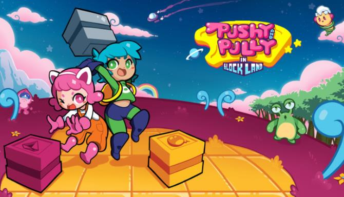 Pushy and Pully in Blockland Free Download