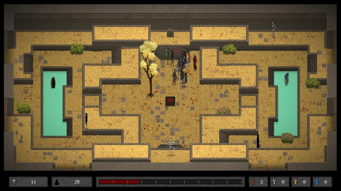 Red Rope: Don't Fall Behind Torrent Download