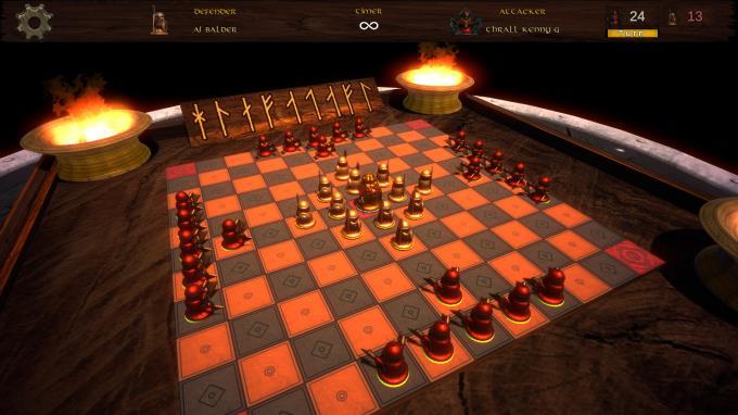 Viking Chess: Hnefatafl PC Crack