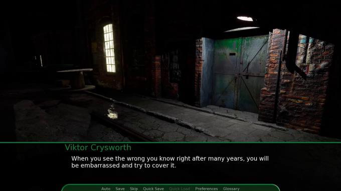 Viktor Crysworth PC Crack