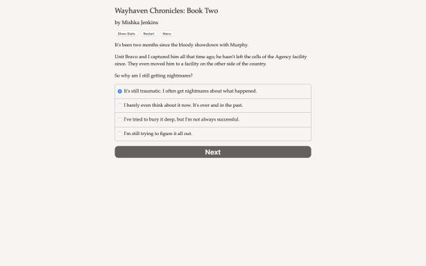 Wayhaven Chronicles: Book Two Torrent Download