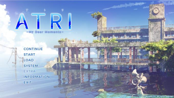 ATRI -My Dear Moments- Torrent Download