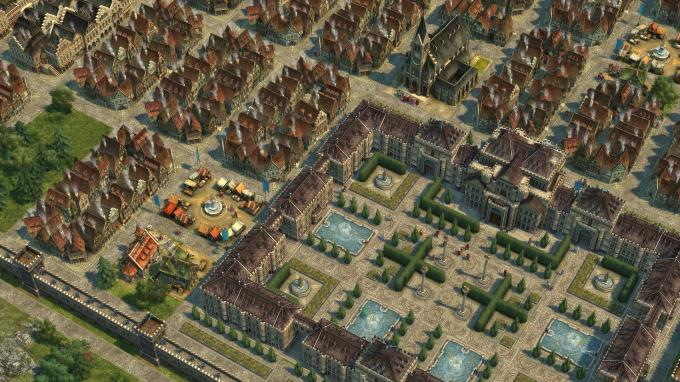 Anno 1404 - History Edition PC Crack