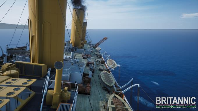 Britannic: Patroness of the Mediterranean Torrent Download