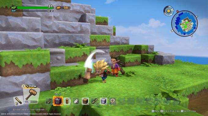 DRAGON QUEST BUILDERS 2 Torrent Download