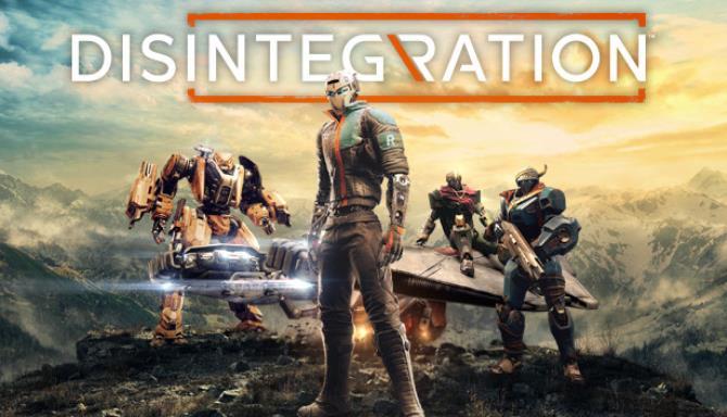 Disintegration free download