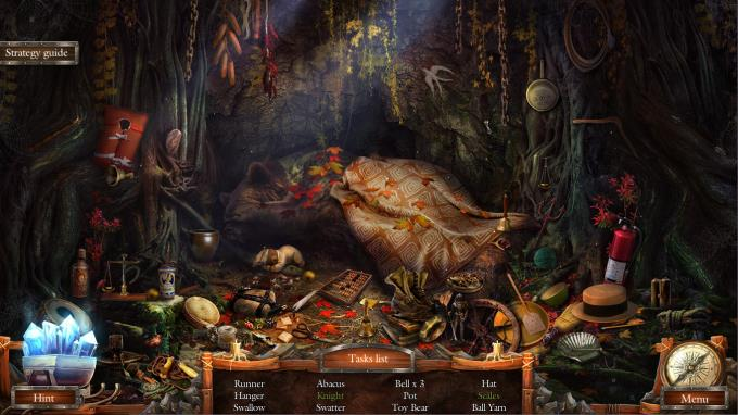 Grim Tales: The Stone Queen Collector's Edition PC Crack