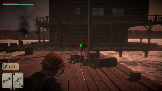 Gunslingers of the Wasteland vs. The Zombies From Mars PC Crack