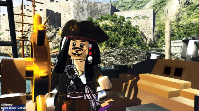 LEGO Pirates of the Caribbean: The Video Game PC Crack