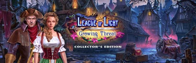 League of Light: Growing Threat Collector's Edition free download