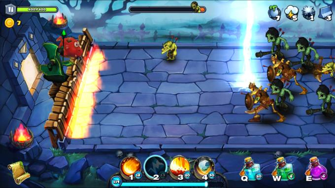 Magic Siege - Defender Torrent Download