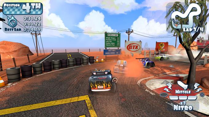 Mini Motor Racing X PC Crack