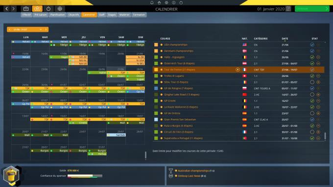 Pro Cycling Manager 2020 PC Crack