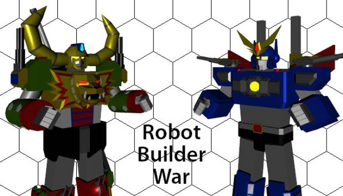 Robot Builder War Free Download