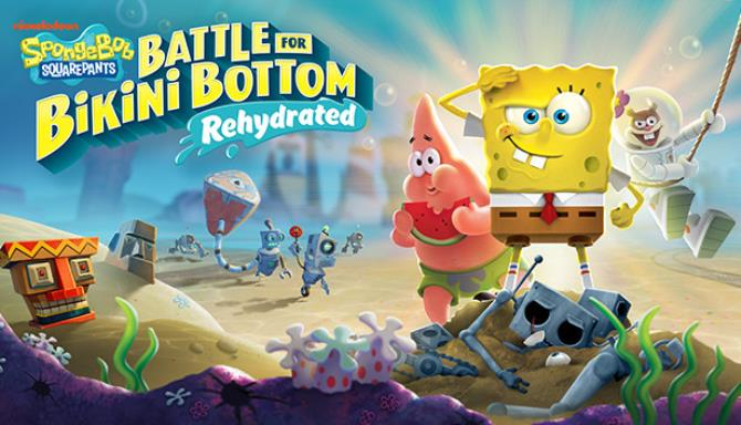 SpongeBob SquarePants: Battle for Bikini Bottom – Rehydrated free download