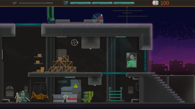Synthetic Blood: Mind Shift PC Crack