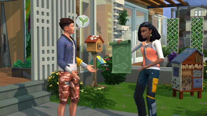 The Sims 4 Eco Lifestyle Torrent Download