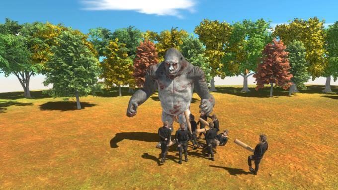Animal Revolt Battle Simulator PC Crack
