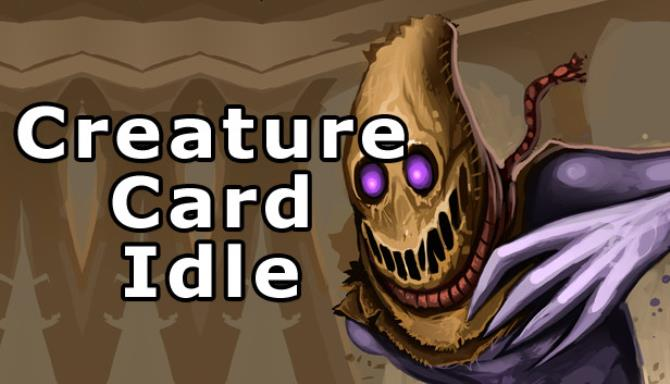 Creature Card Idle Free Download