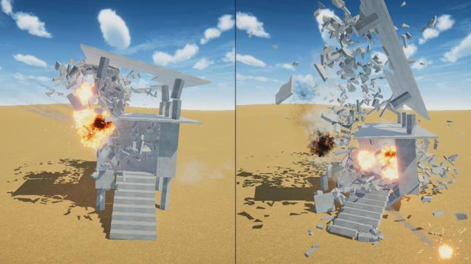 Destructive physics: destruction simulator Torrent Download