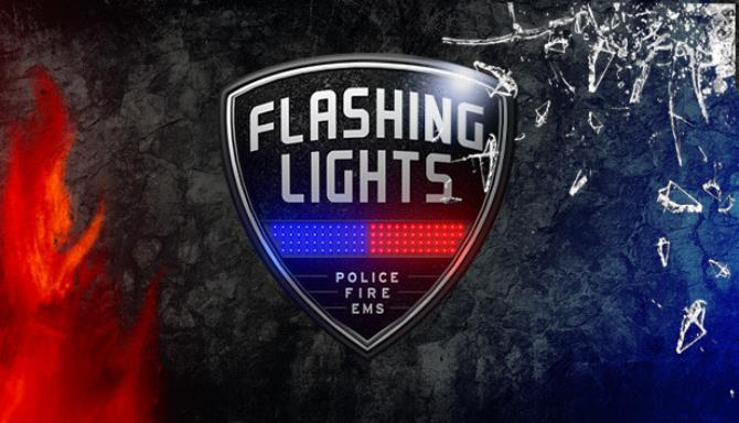 Flashing Lights - Police, Firefighting, Emergency Services Simulator Free Download