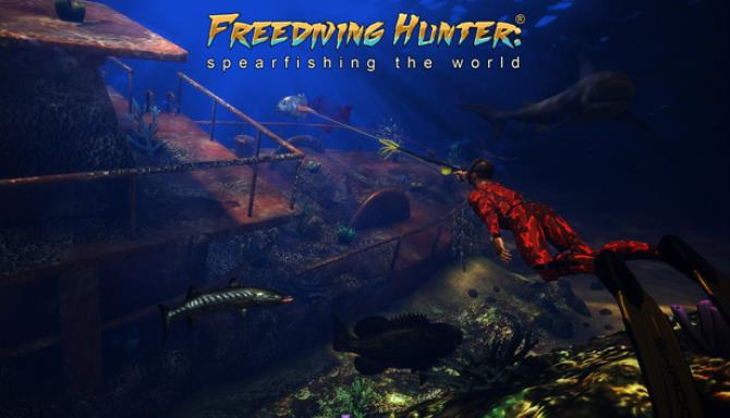 Freediving Hunter Spearfishing the World free download