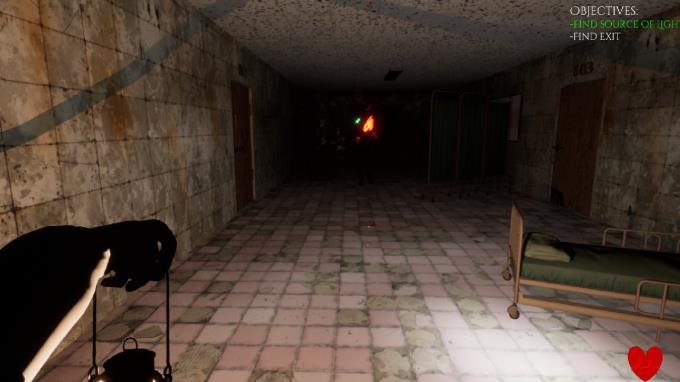 Hanefield Asylum PC Crack