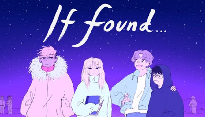 If Found... Free Download