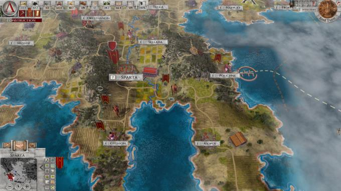 Imperiums: Greek Wars PC Crack