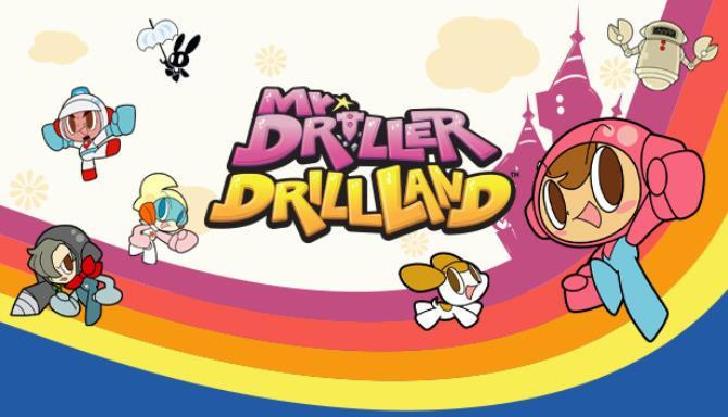 Mr. DRILLER DrillLand free download