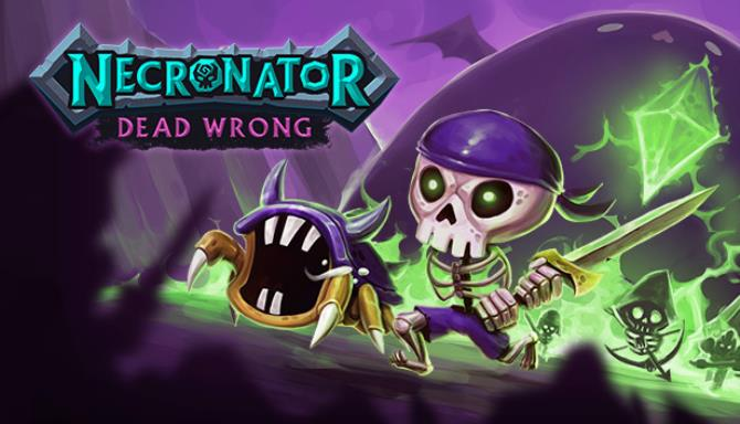Necronator: Dead Wrong Free Download